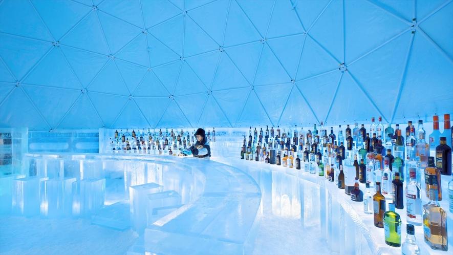 【アイスヴィレッジ】氷のBar