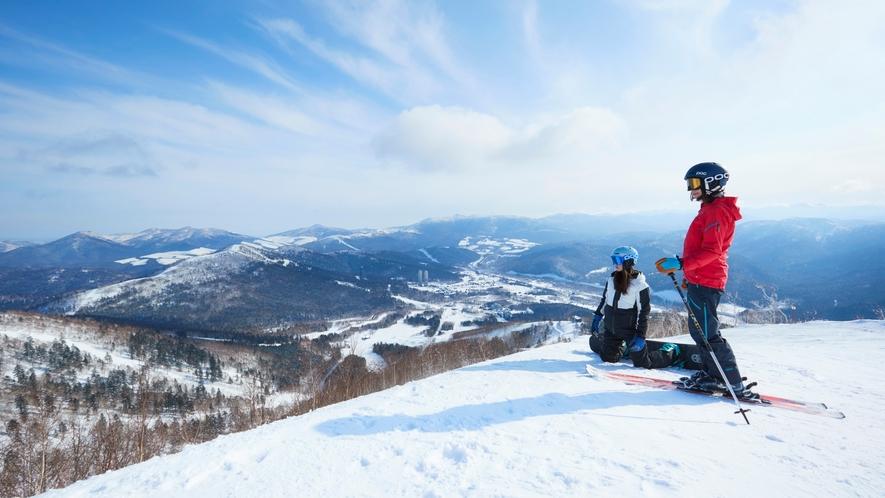【ウィンターシーズン】スキー・スノーボード