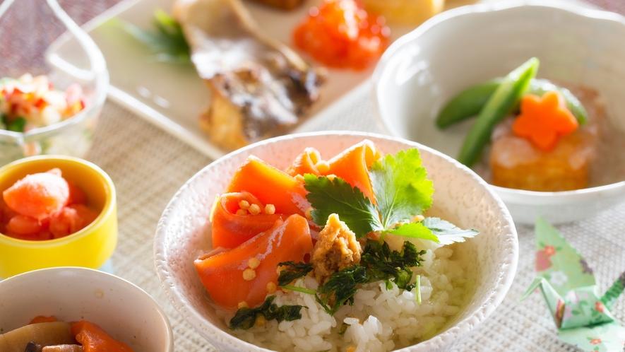 【レストラン ミカク】朝食イメージ