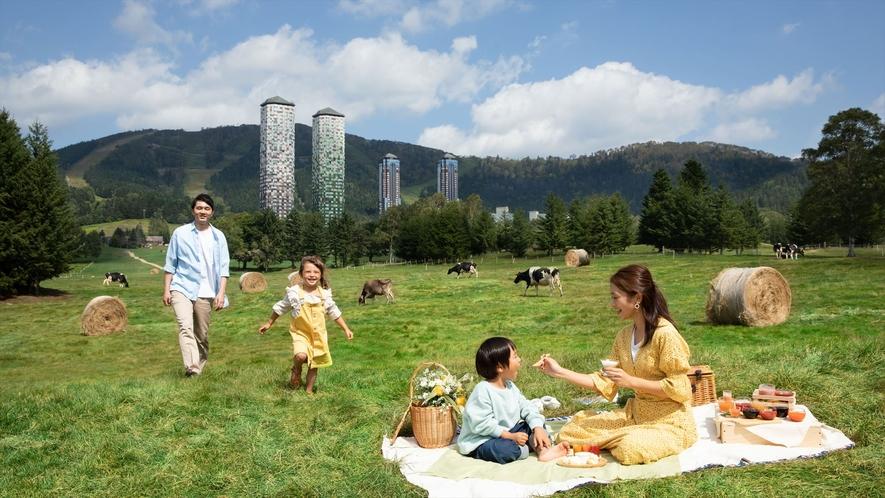 【グリーンシーズン】ファームピクニック