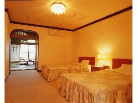 海側客室 タイプ和洋室