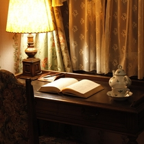 【客室/特別室】緩やかに流れる時を満喫。