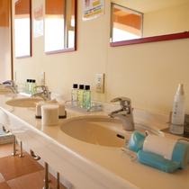 【お風呂】10階男性内風呂の脱衣所
