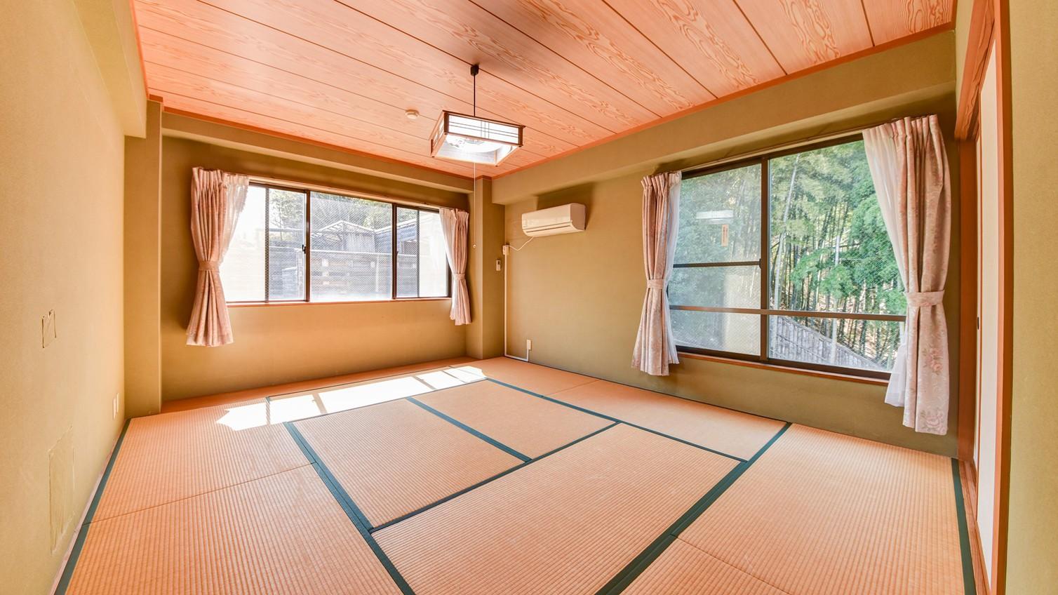 *客室一例/本館客室3LDK 和室のお部屋も御座います。