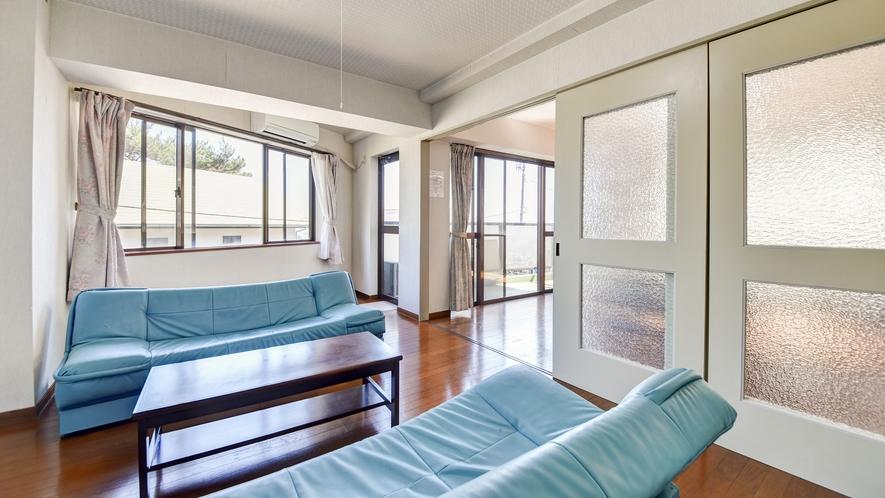*客室一例/本館おまかせ客室・ペット可 ご自宅のような安心感でワンちゃんもリラックス。