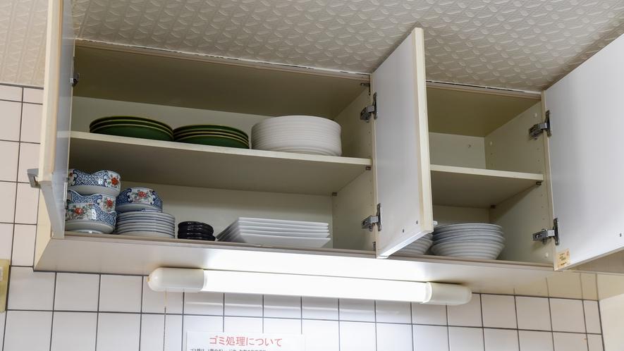 *全客室に食器完備。