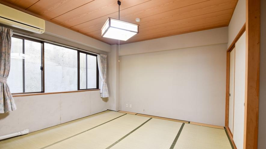 *客室一例/本館おまかせ客室・ペット可 畳のあるお部屋も御座います。