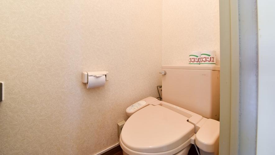 *客室一例/本館客室3LDK ウォシュレット完備。
