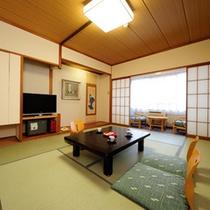 和室 【こだまの間】(10畳〜12畳)一例