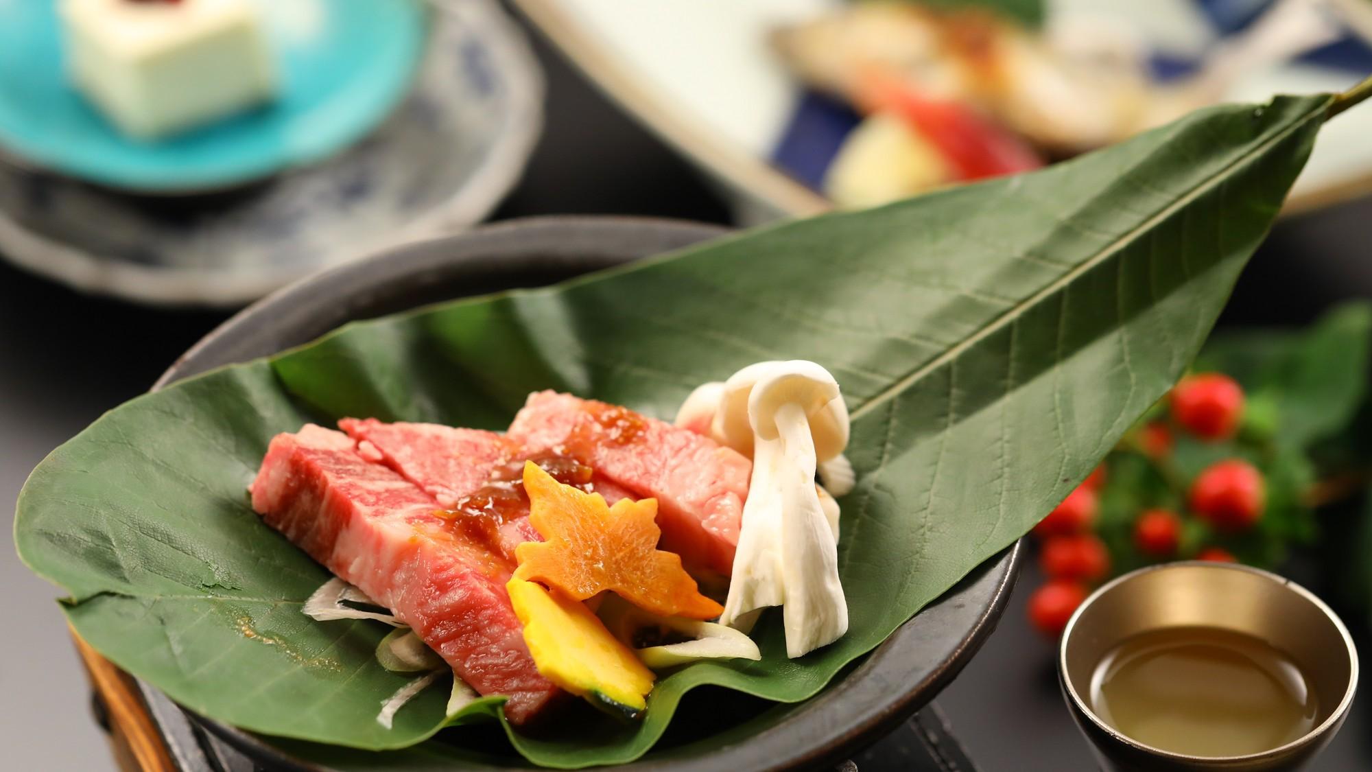 【彩 いろどり】信州の恵みたっぷり四季折々のお料理をお楽しみください