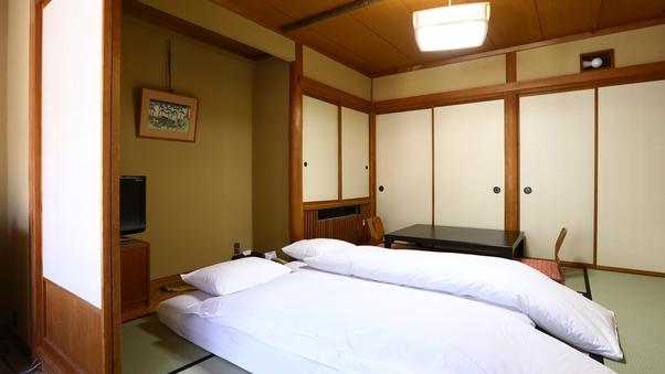 和室8畳+広縁付◆ 少人数向けスタンダード和室/禁煙