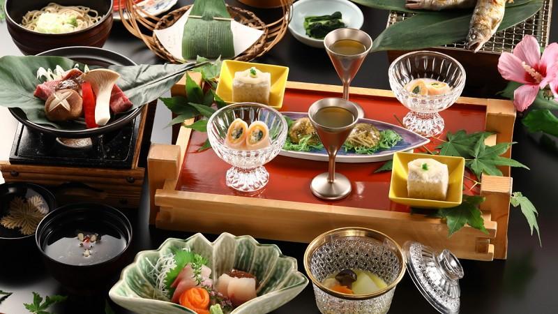 【彩 いろどり】味はもちろん、目でも愉しめるお料理に仕上げております