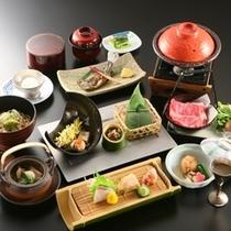 台の物の選べる「華hanaのお料理」
