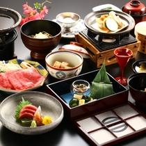 湯楽庵ご夕食 メインの選べる【華会席】