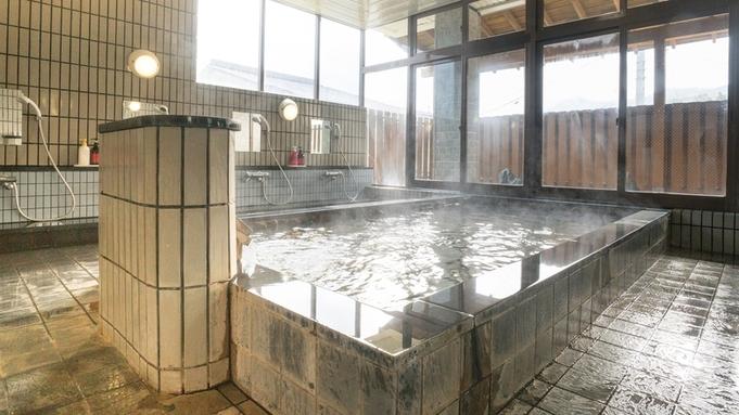 1泊朝食付♪20時までチェックイン&24時間温泉入浴OK【春-秋プラン】