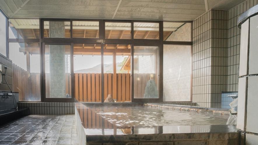 館内 天然温泉大浴場