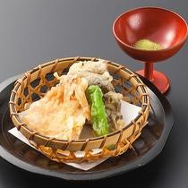 天ぷら(料理例)