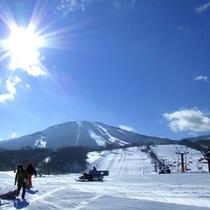 安比高原スキー場セントラル