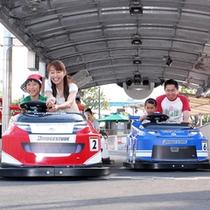 *鈴鹿サーキットのプッチグランプリ☆当館よりお車で約40分
