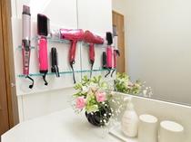 女性用洗面所