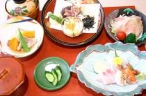 夕食(例1)