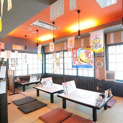 【くしろを体感!】◆いくら!海老!カニ!夕食は釧路食堂で『3種丼』を召し上がれ〜★【夕朝食付】