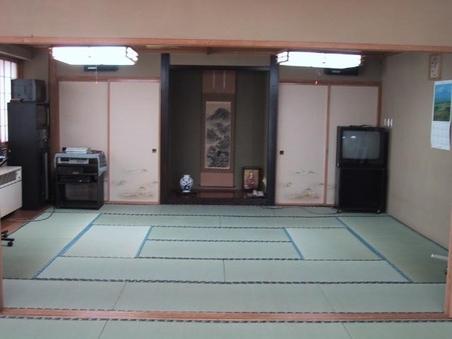 ■和室30畳■ (アウトバス→天然温泉大浴場)(駐車場無料)