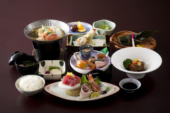 ◆平日限定◆ お手頃な料金で作並温泉を満喫 【 和創食プラン(1泊2食付)】
