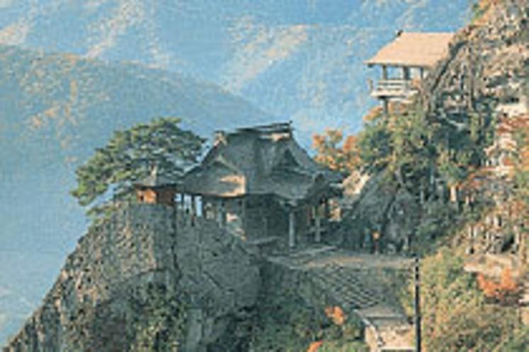 観光情報 山寺