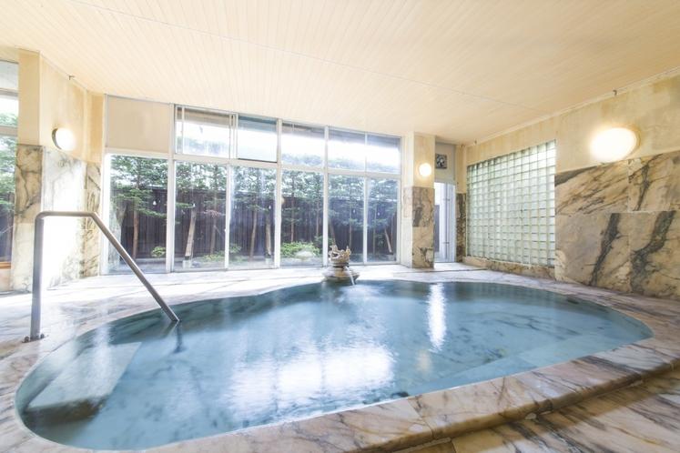 1階総大理石風呂