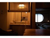 特別室【桜花】パウダールームイメージ