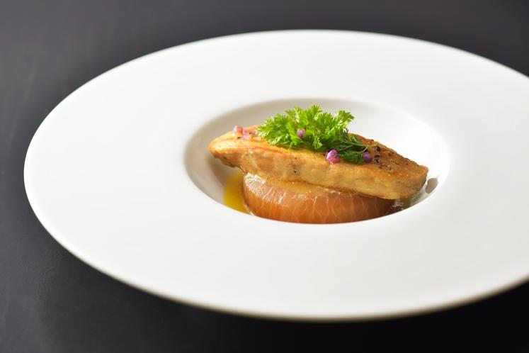 フォアグラ料理イメージ