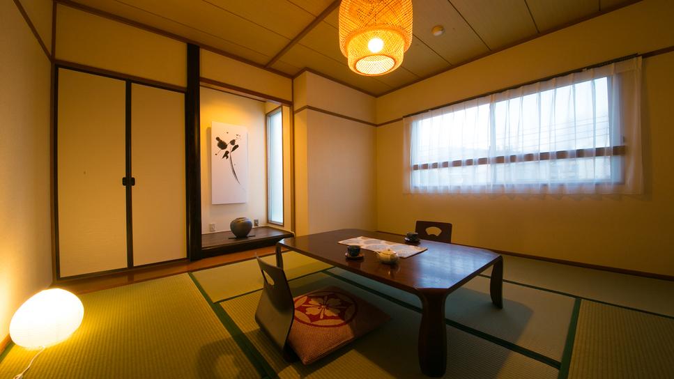 落ち着きのある和室■和室8畳■