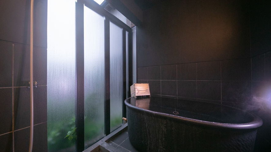 メゾンネットスイート■二山■ 半露天風呂付和洋室離れ