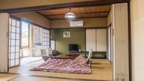 *【和室14畳トイレ付】ほっと落ち着く畳のお部屋。
