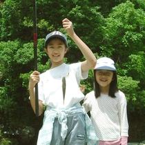 【川釣り】ファミリーや川釣り初心者向きです