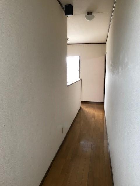離れ ペット専用 松の間 廊下