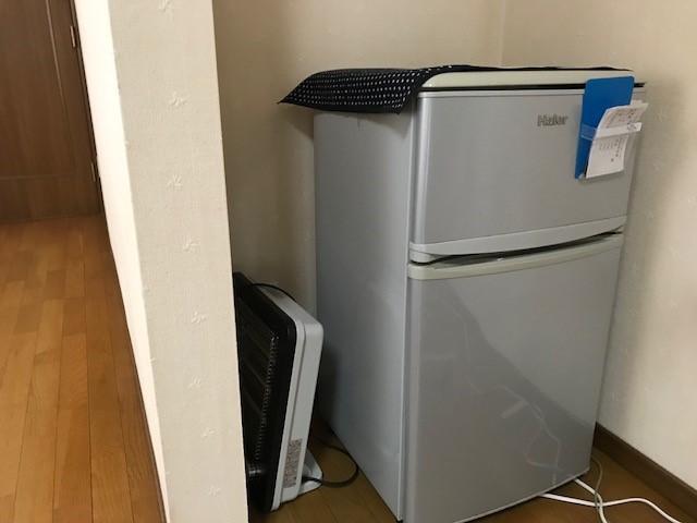 離れ ペット専用 松の間 冷蔵庫