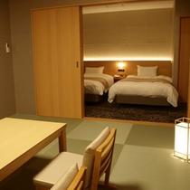 新館和洋室一例