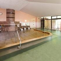 【大浴場 女性】温泉ソムリエ認定の美肌の湯を、心ゆくまで・・・。
