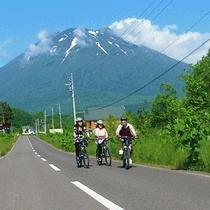 【ニセコサイクリング】羊蹄山を見ながら爽快に走りましょう!