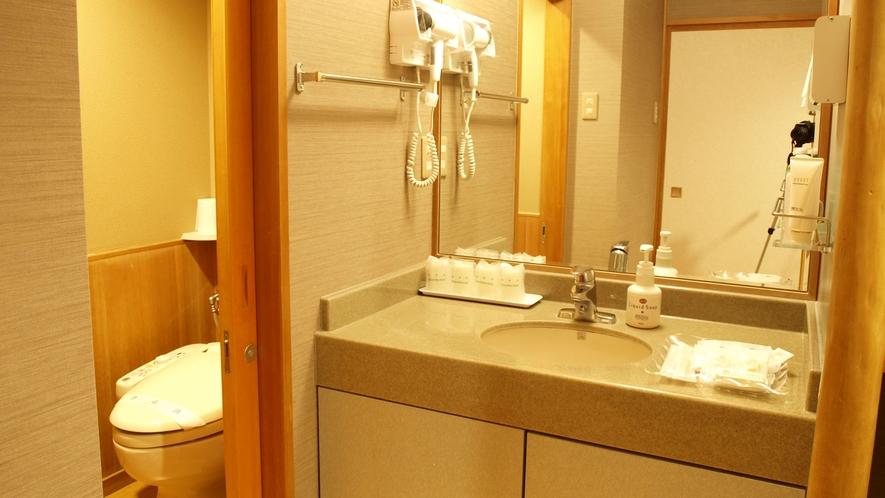 和室/バス無 洗面・トイレ