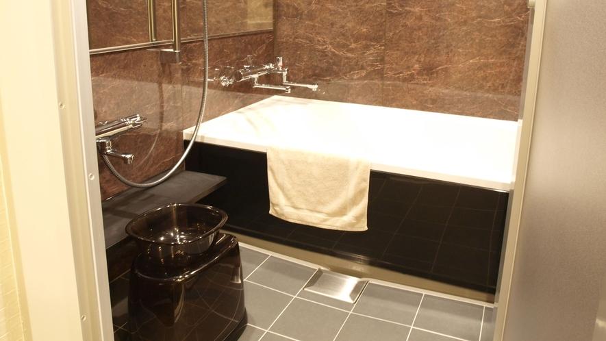 新館/和洋室(55㎡)客室風呂
