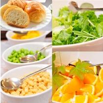 朝食バイキング-洋食イメージ