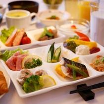 朝食リニューアル