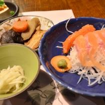 夕食一例(イメージ)