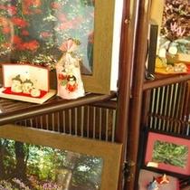 手作りの季節感(3月ならひな祭り)