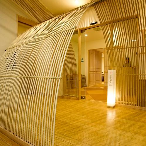 竹工芸は観光とともに別府市の主要産業になっています。