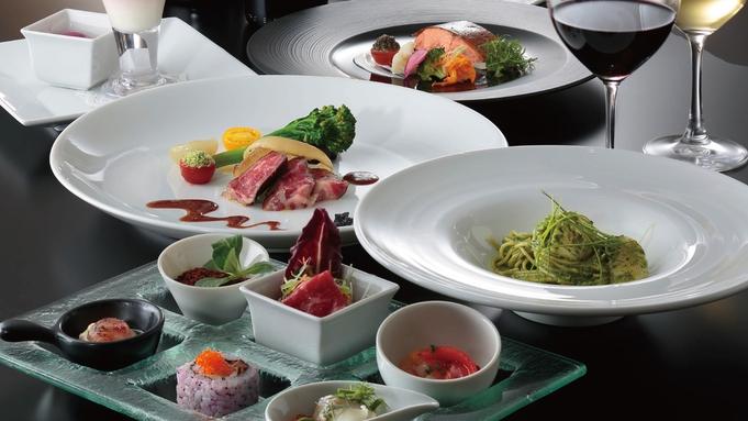 〜和×仏×伊の融合〜創作みなかみイタリアンを最上階レストランで味わう