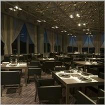 「イタリアン」「しゃぶしゃぶ」はホテル最上階のレストラン藤原で